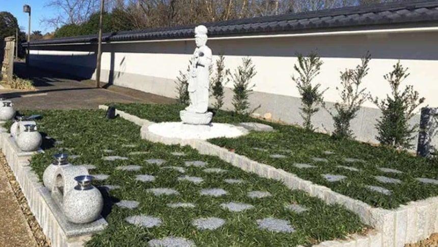 守谷取手樹木葬墓地
