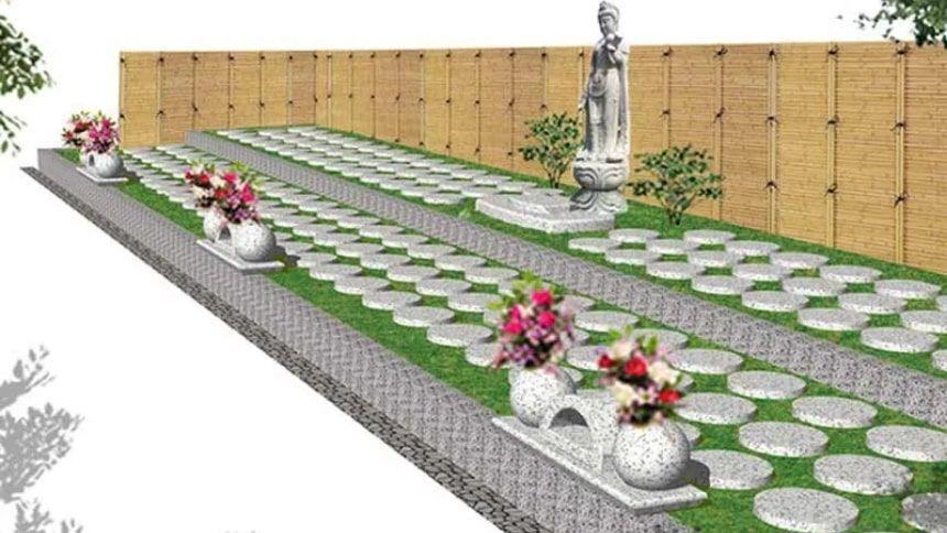 つくば・土浦浄蓮樹木葬墓地