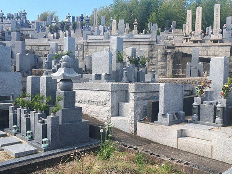 内田町墓地