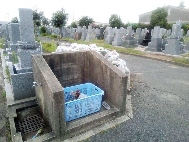 泉大津市 板原公園墓地
