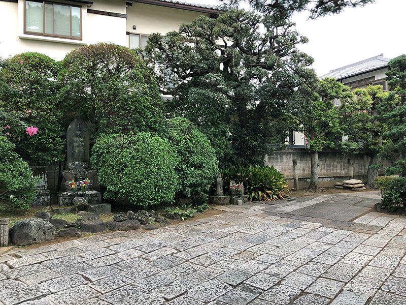 松源寺墓苑