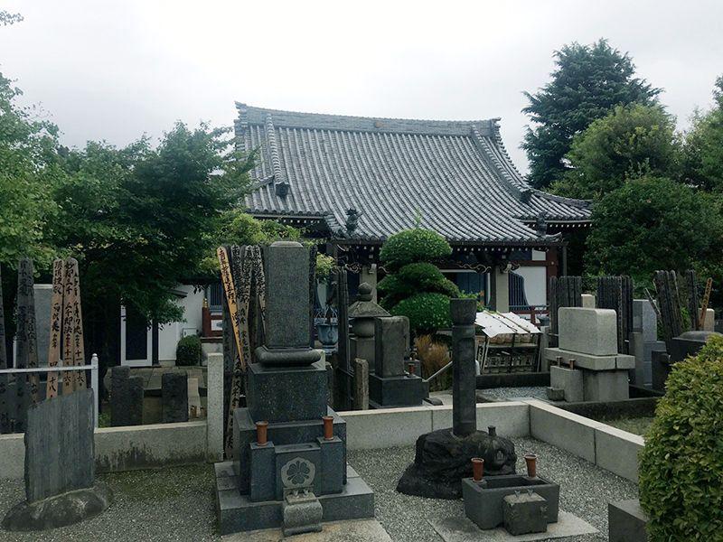 法雲山 仙寿院