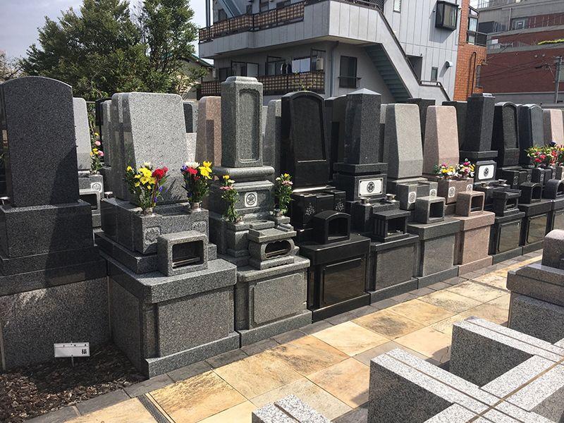 サニープレイス福壽園の一般墓区画