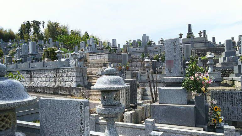 今治市営 樋口墓地