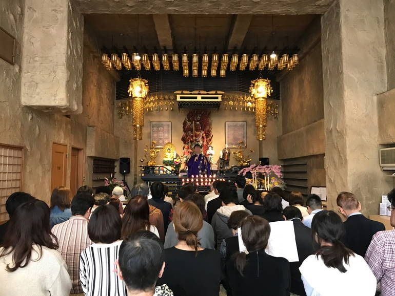 清法山 東京徳純院 納骨堂