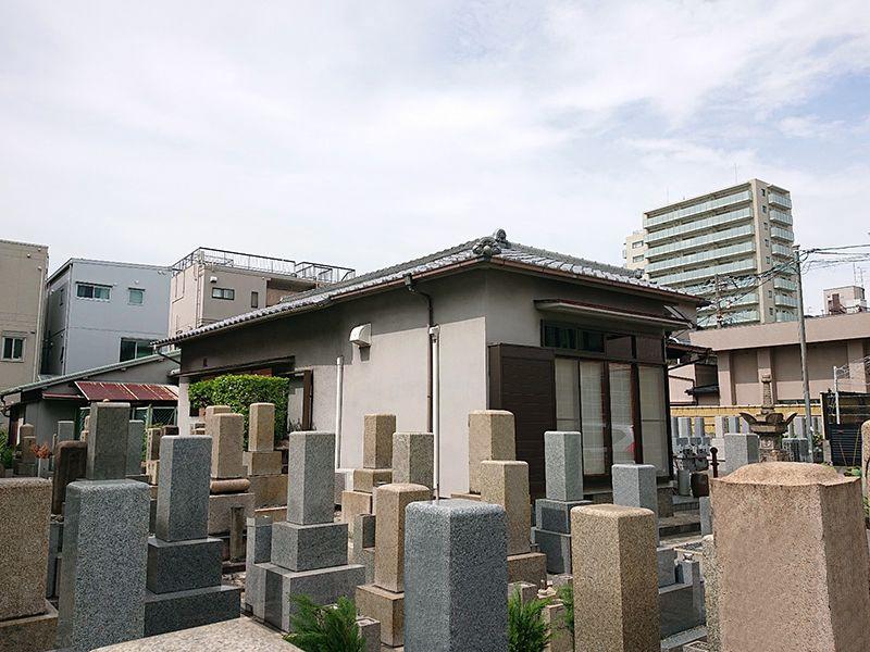 法藏院墓地