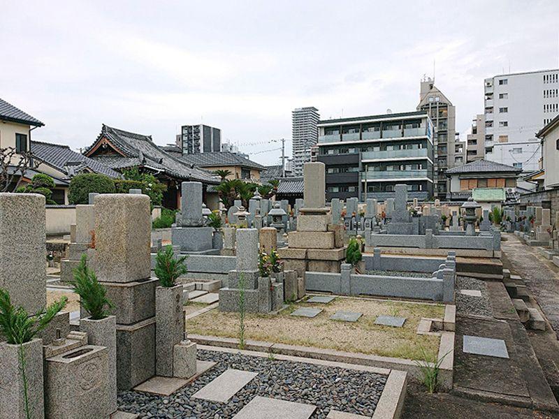 西方寺墓苑