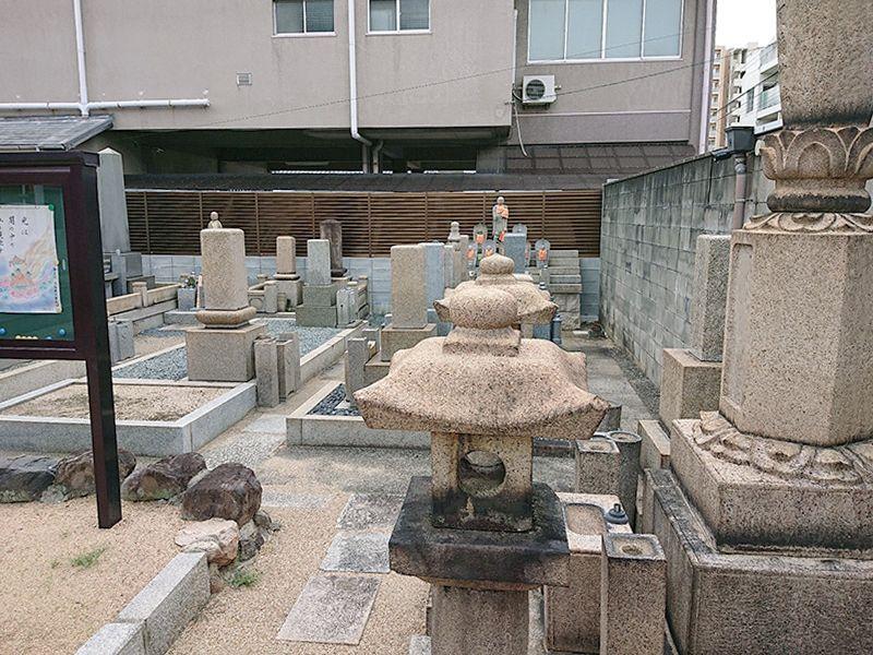 極楽寺墓苑