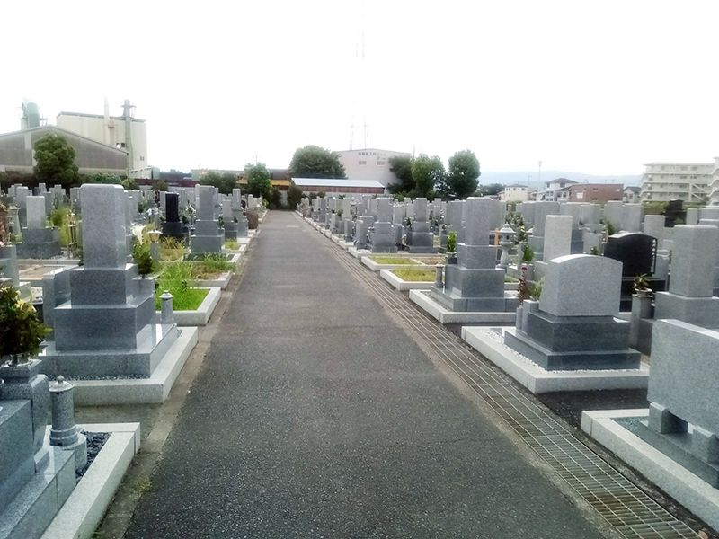 泉大津市公園墓地