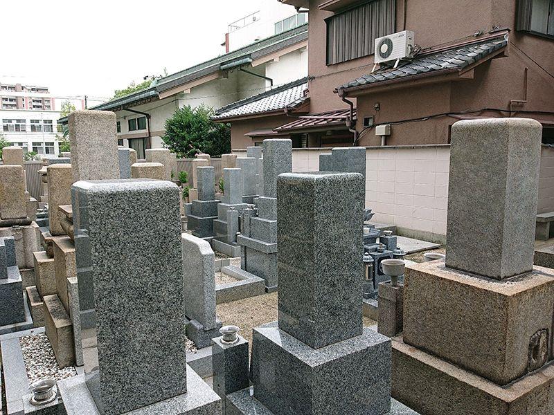洞泉寺墓苑