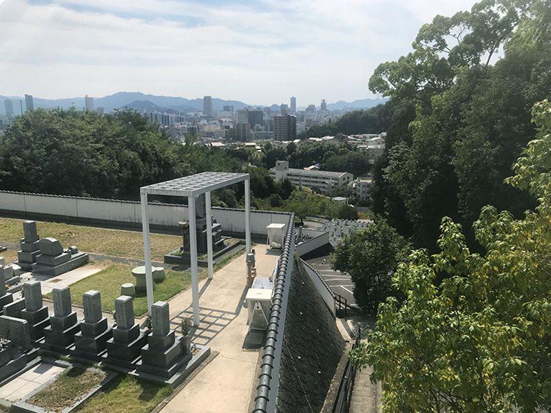 阿弥陀堂三滝公園墓地