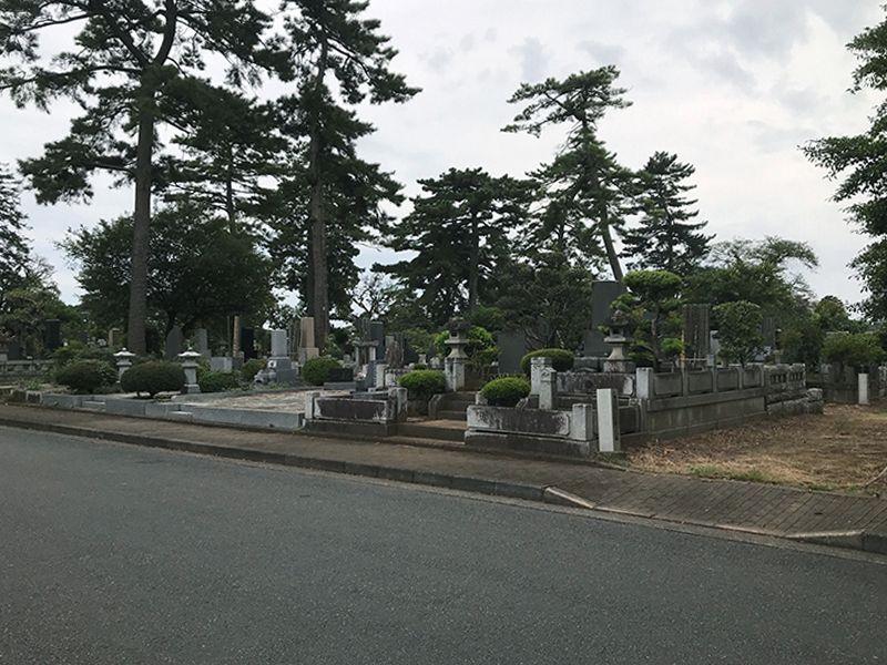 都立 八柱霊園(納骨堂・永代供養墓)
