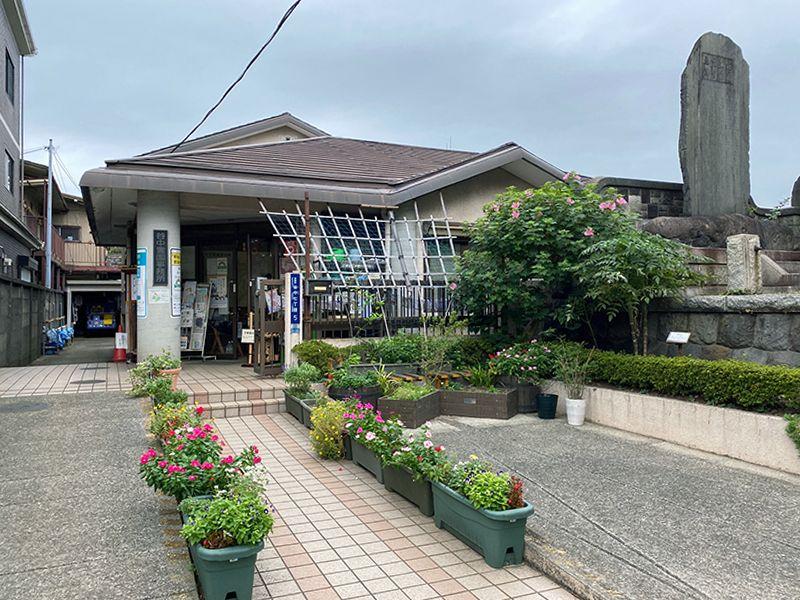 都立 谷中霊園 (納骨堂)