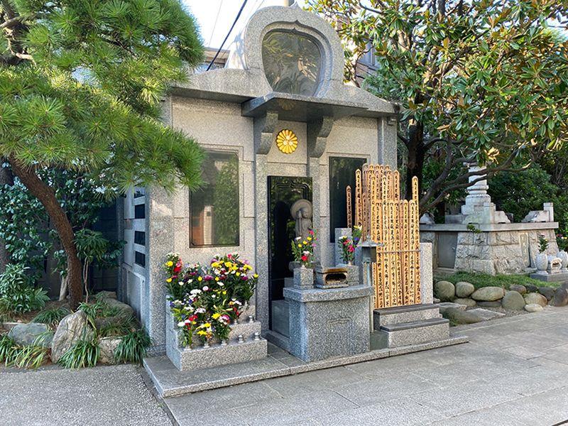 正観寺久遠廟