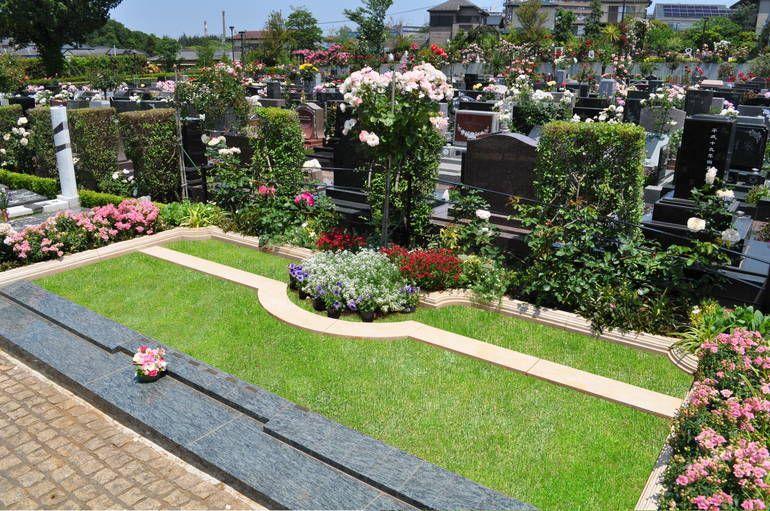 八千代ふれあいパーク バラの樹木葬ダイアナ