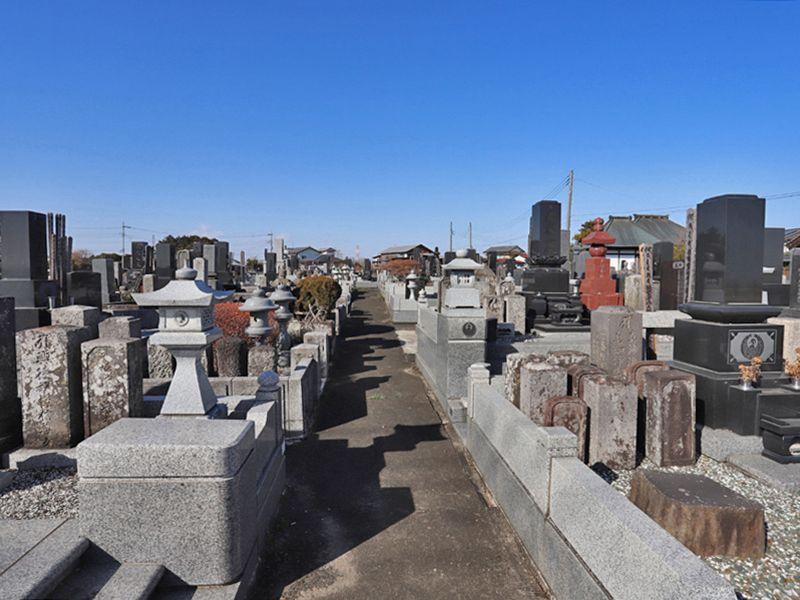 悠久の浄光墓苑