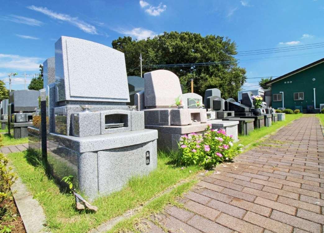所沢シティメモリアル 日当たりのよい墓域