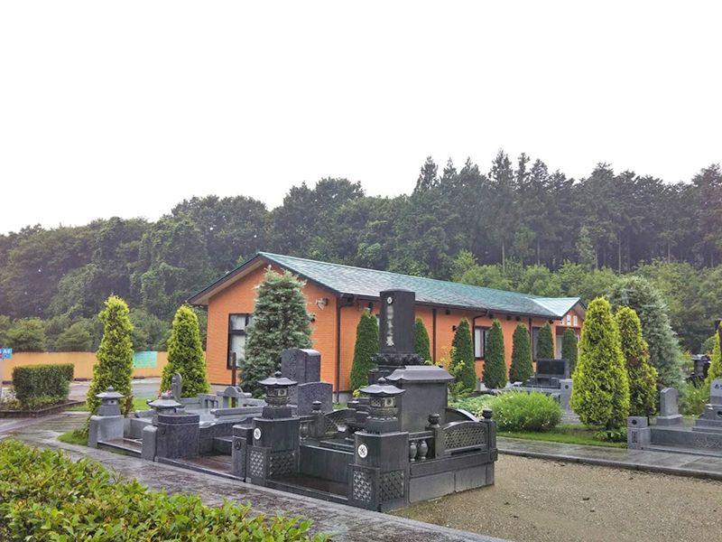 西の杜 新里聖地霊苑