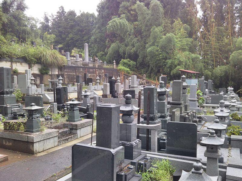 密蔵院霊園