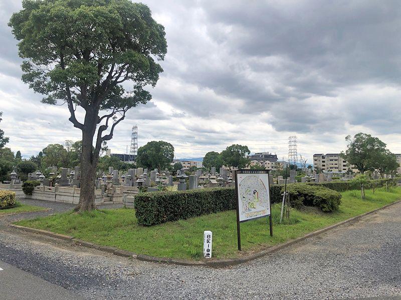 瓜破普泉寺霊園