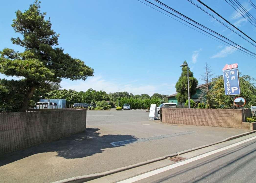 所沢シティメモリアル 広い入口
