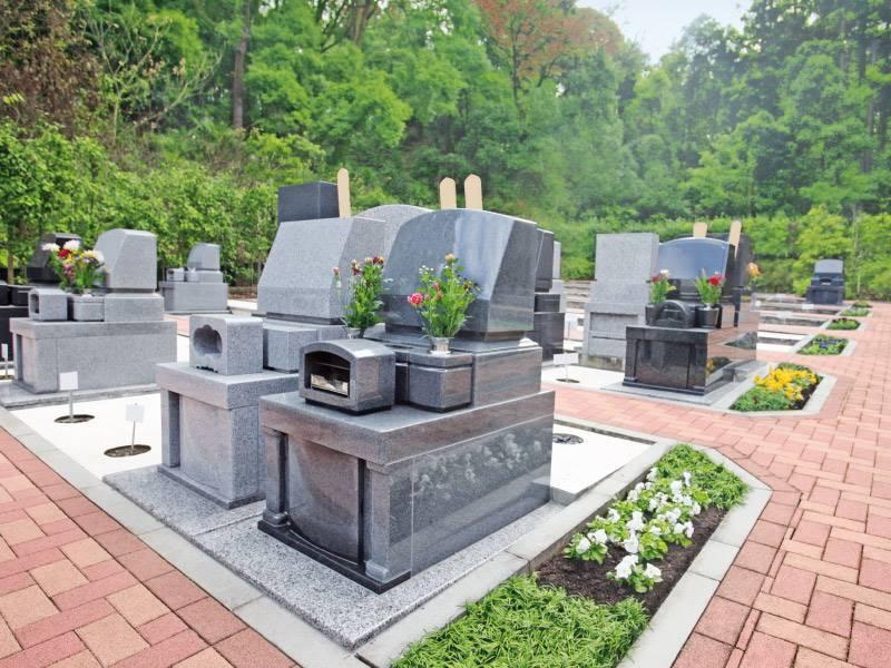 弥生台墓園 横浜つどいの森 自然に囲まれた一般墓