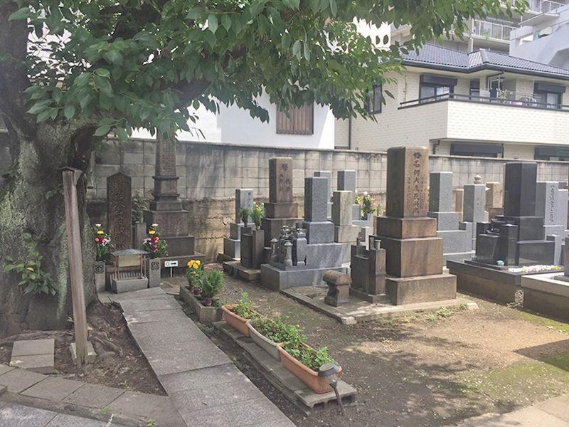 尼崎市杭瀬墓地