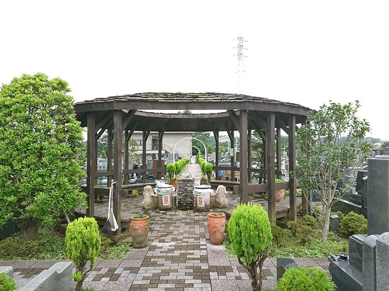横浜いずみ野霊園