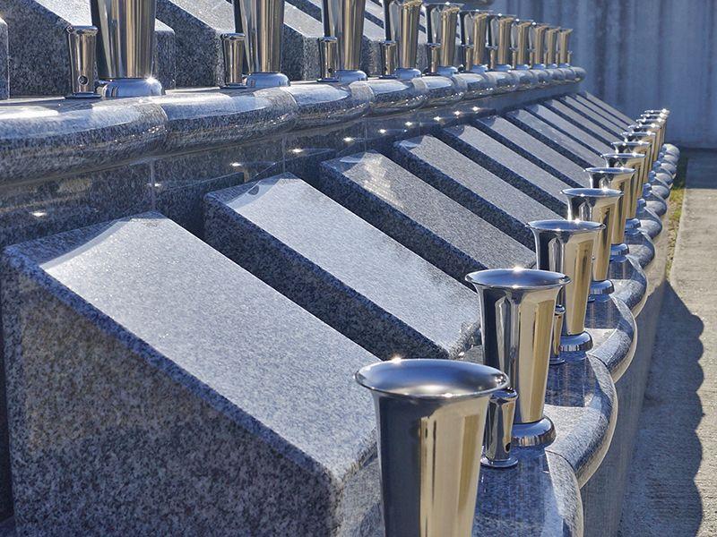 重願寺墓地 個別永代供養墓