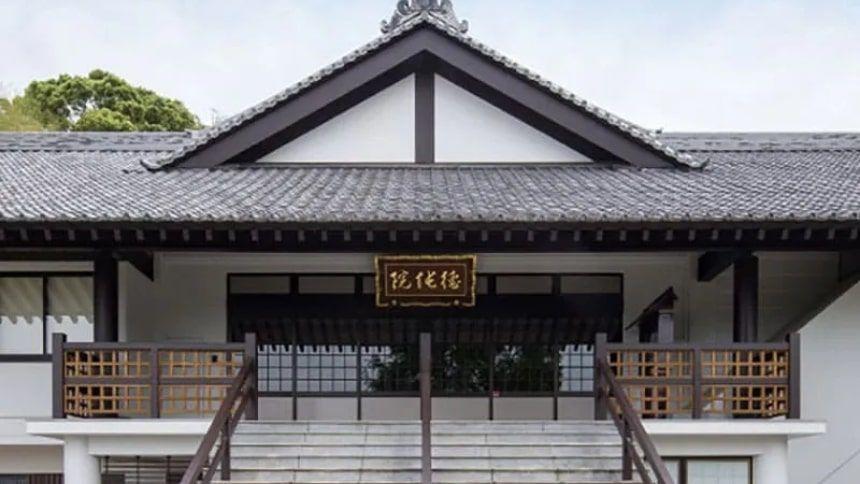 福岡徳純院 納骨堂