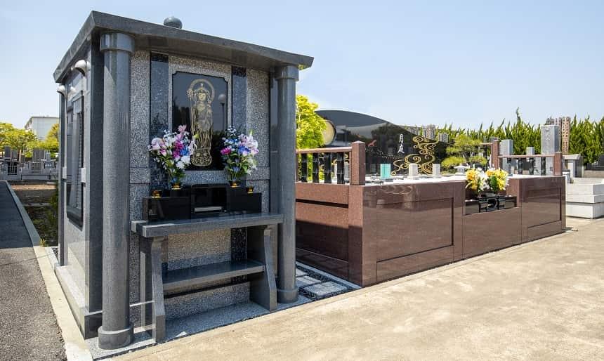 清勝院の合同供養墓