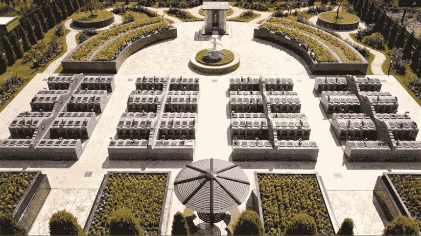 サニープレイス松戸の上空写真