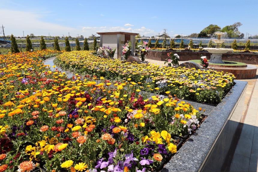 サニープレイス松戸の永代供養墓区画