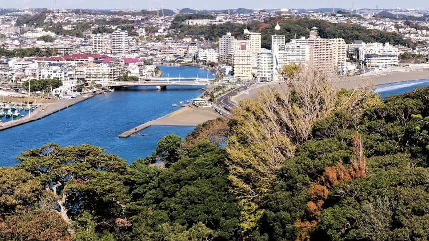 藤沢市の景観