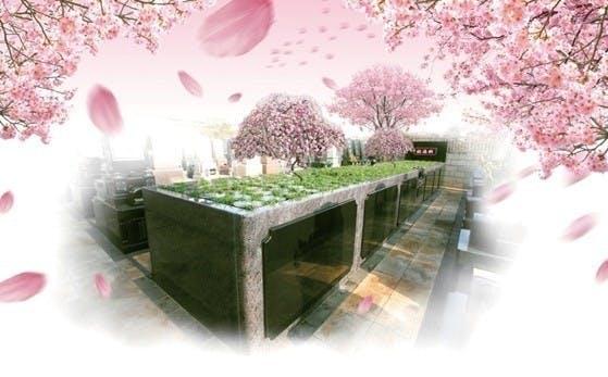サニープレイス福壽園の永代供養墓