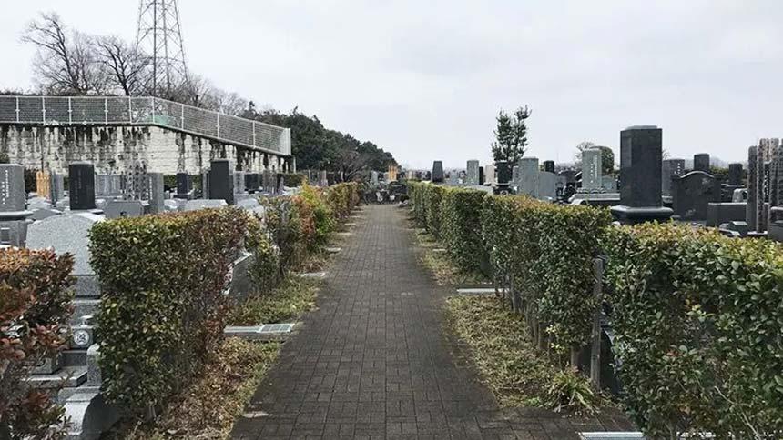 花の丘 新座墓園