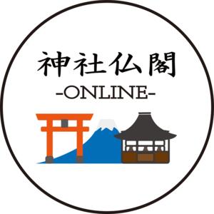 神社仏閣オンラインのロゴ