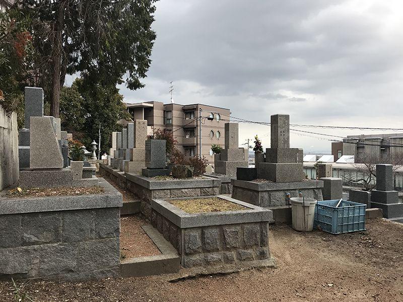 明王院墓地