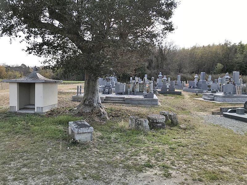 上北古墓地