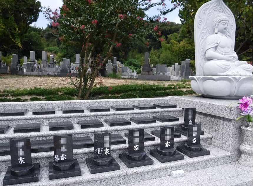 大泉寺の永代供養墓個人・夫婦用