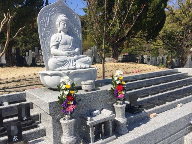 大泉寺の永代供養碑
