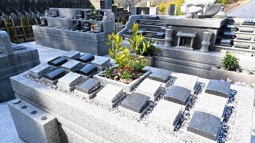 祥雲寺の永代供養墓・樹木葬
