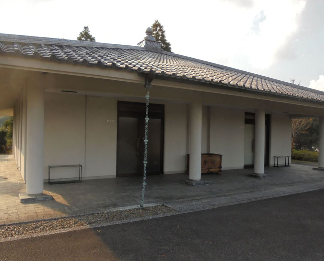 成田メモリアルパーク 清潔感溢れる施設