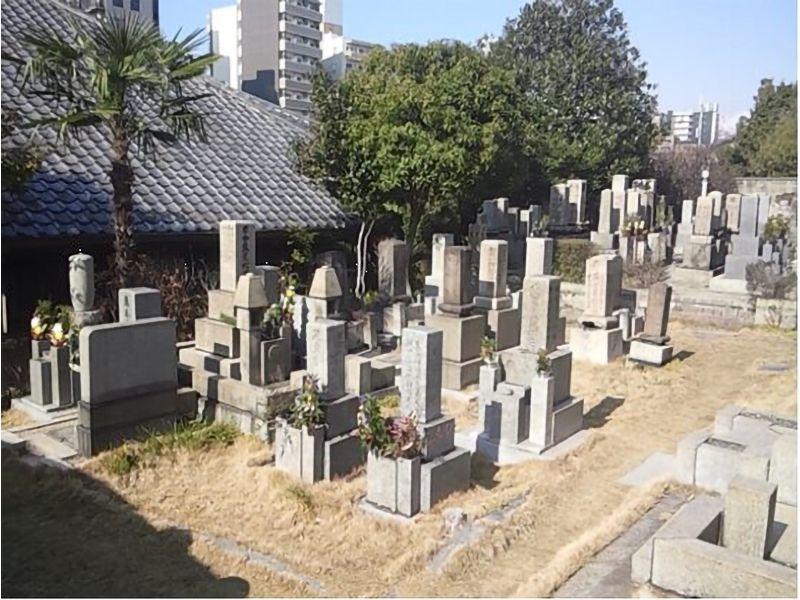 天王寺区正覚寺墓地