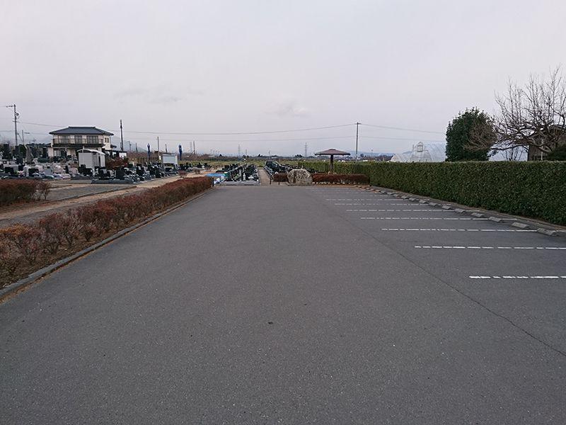 松本市営 下原霊園