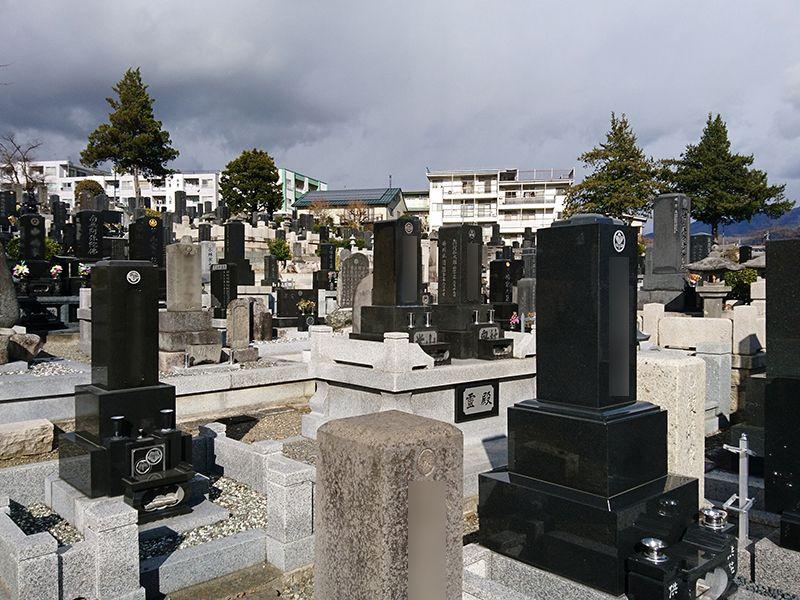松本市営 蟻ケ崎霊園