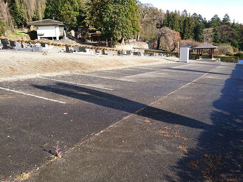 松本市営 上野霊園