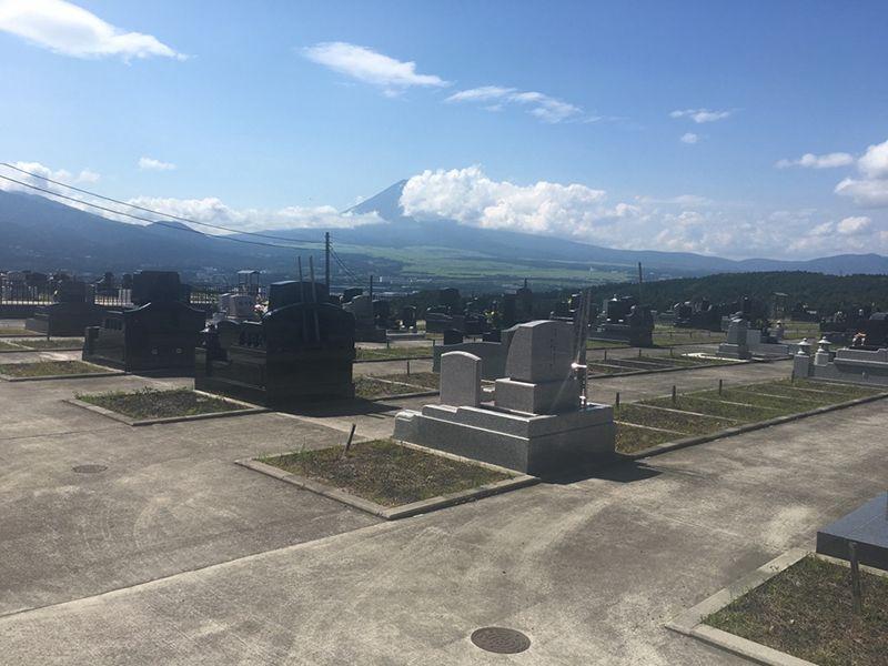 裾野市営墓地