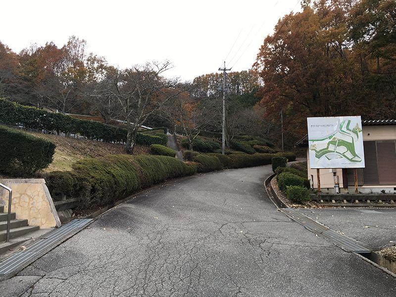 飯田市営 桐林墓地公園