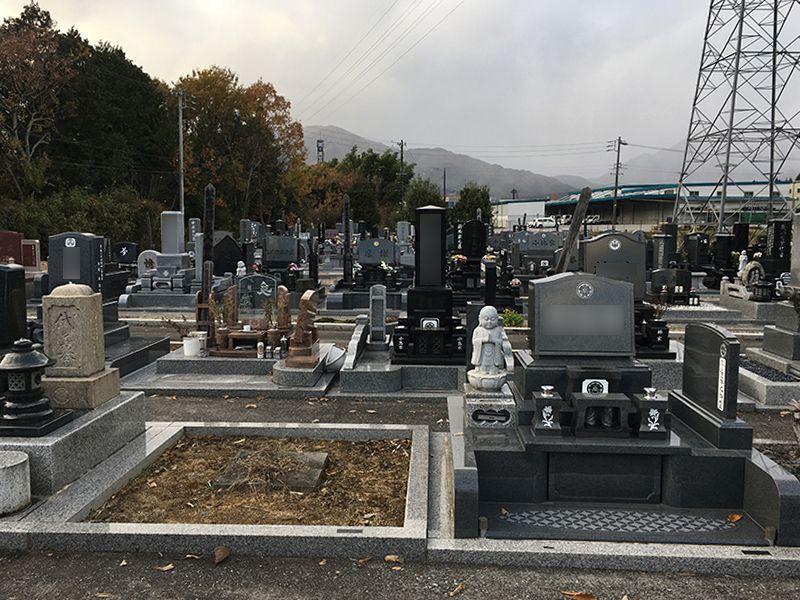飯田市営 西部霊園